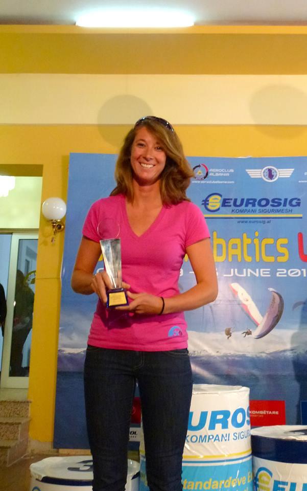 Magyar női győzelem Albániában