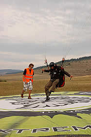 Ismét FAI-2 kategóriás versenyek siklóernyőzésben!